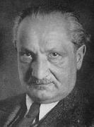 Heidegger, Marti��