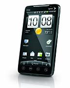 HTC EVO 4G(au WiMAX ISW11HT)