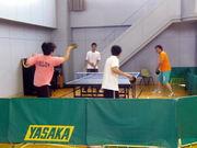 江戸川大学 卓球愛好会