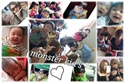 monster kid's ☆