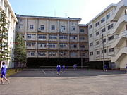 神奈川県立座間高等学校