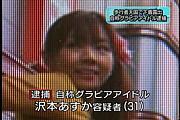 沢本あすか容疑者(31)