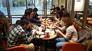 「絆」カフェ