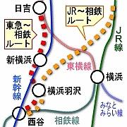 相鉄・東急直通線