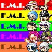 E.M.I.