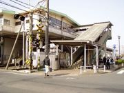 JR南武線 矢川駅