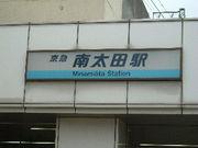 南太田駅利用者