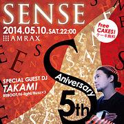 5/10 SENSE 5th Anniversary