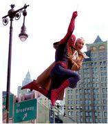 スパイダーマンになりたい!!