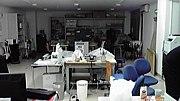 ロボット制御研究室の仲間たち