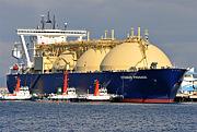 LNG船・LNGタンカー