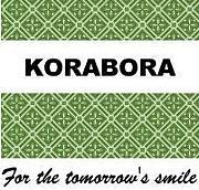 KORABORA  - asian support  -