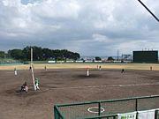 草野球in長野