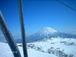 雪板ロッジ(山頂部)