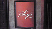 LIVE & DJ CAFE SAY'S