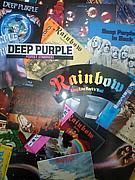 Deep Purple類をセッションする