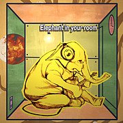 Elephant in your room