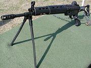 89式小銃(折り曲げ)