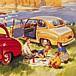 """Bread & Butter Car""(英国車)"