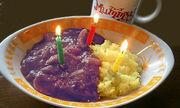 皆守甲太郎24歳の誕生日を祝う