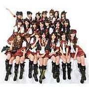 AKB48  言い訳Maybe