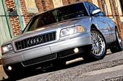 (D2) Audi A8/S8