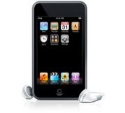 iTouch!    iPod touch