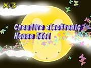 Creative electronic House Idol