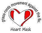ハートマスク運動インフルエンザ