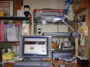 パソコン回りを晒そうよ