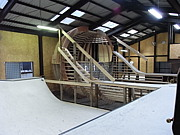 M's Ramp Labスケートパーク