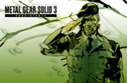 METAL GEAR SOLID3+MGO