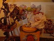 骨董、天使、薔薇、紅茶、石