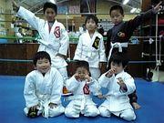 子供ブラジリアン柔術