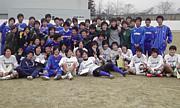 三重県 鈴鹿高校サッカー部