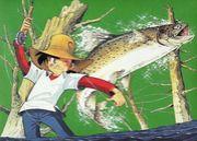 paradise 釣り部