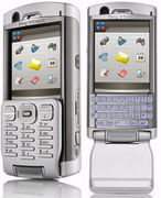 【 Sony Ericsson / P990i 】