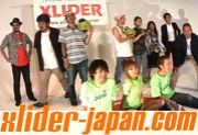 xlider japan