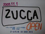 G街☆ZUCCA