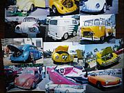 西海岸的原色系空冷VW倶楽部