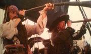 Jack Sparrow&Barbossa