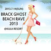 BRACK GHOST BEACH RAVE 2013
