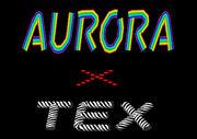 AURORA×TEX