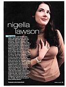 英・料理研究家Nigella Lawson