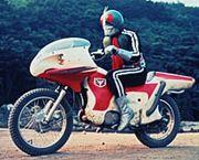 バイクが変形するの納得できない