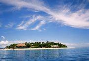 Beachcomber Island,FIJI