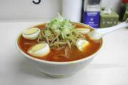 中本 味噌卵麺