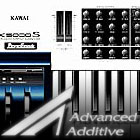 Additive音源(倍音加算方式)