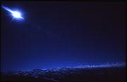 あ〜、夜空は癒されるのう