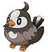 ムックルの鳩胸をモフモフしたい